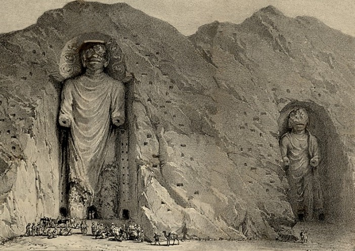 dhamma musings: The Big Buddhas Of Bamiyan